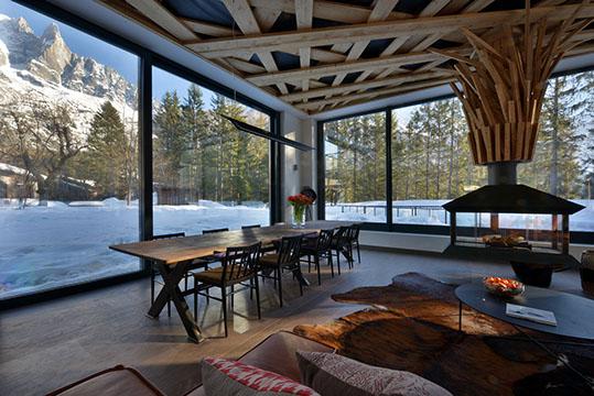 See details CHAMONIX MONT-BLANC Villa studio, 5 bedrooms